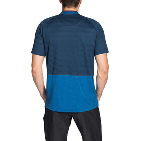VAUDE Tamaro III Shirt Men radiate/baltic